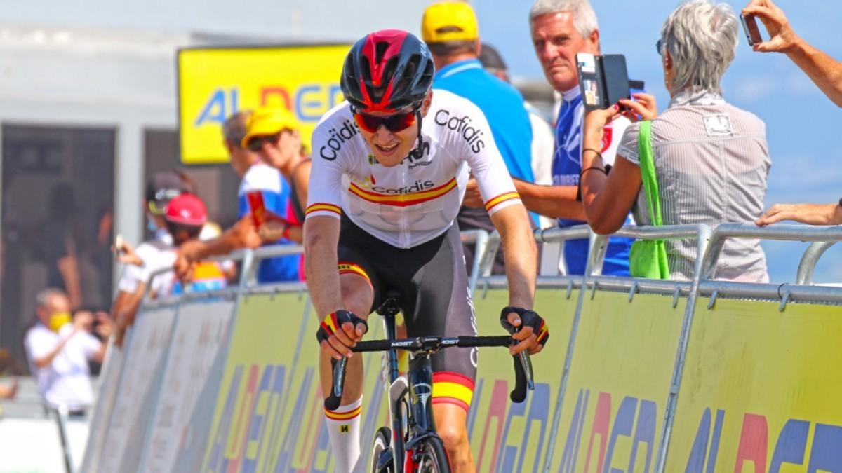 Convocatoria de la Selección Española para el Mundial de ciclismo en carretera 2021