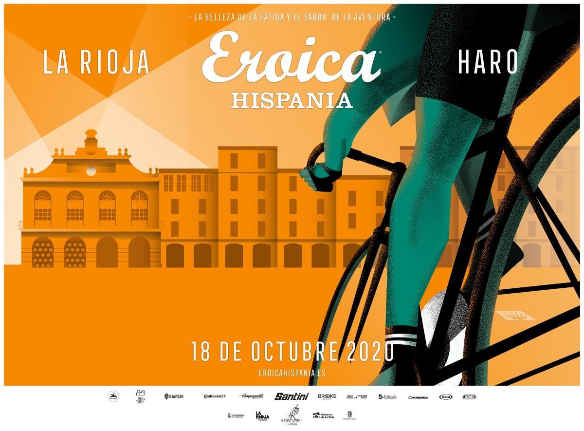Coronavirus: La Eroica Hispania se traslada al 18 de Octubre