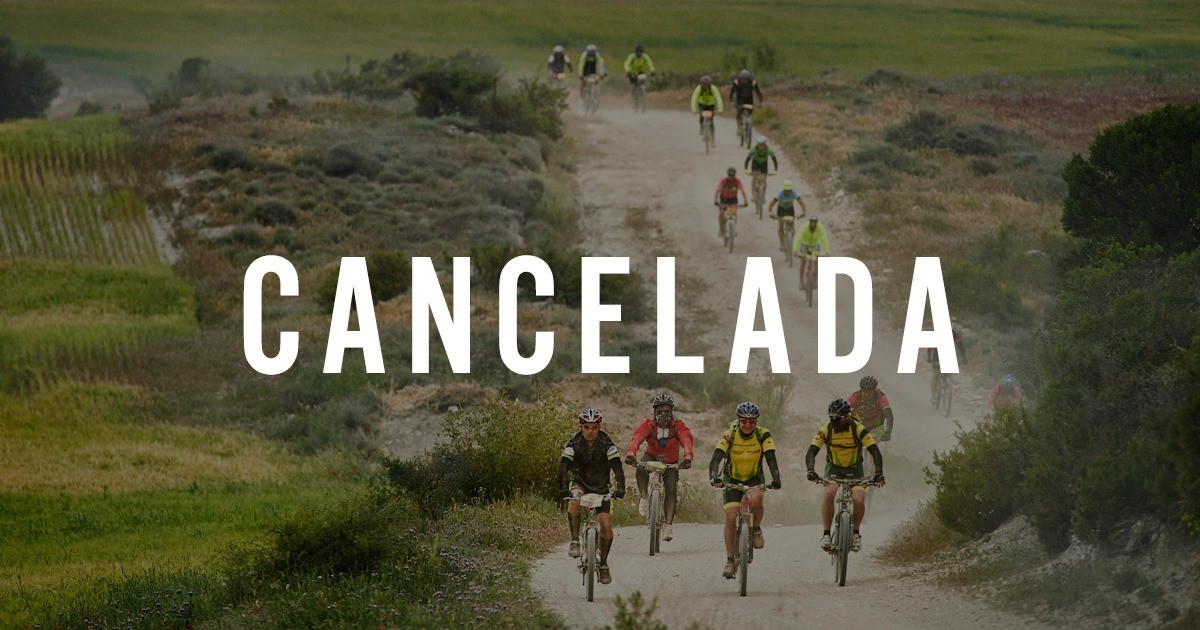 Coronavirus: La Orbea Monegros cancelada definitivamente