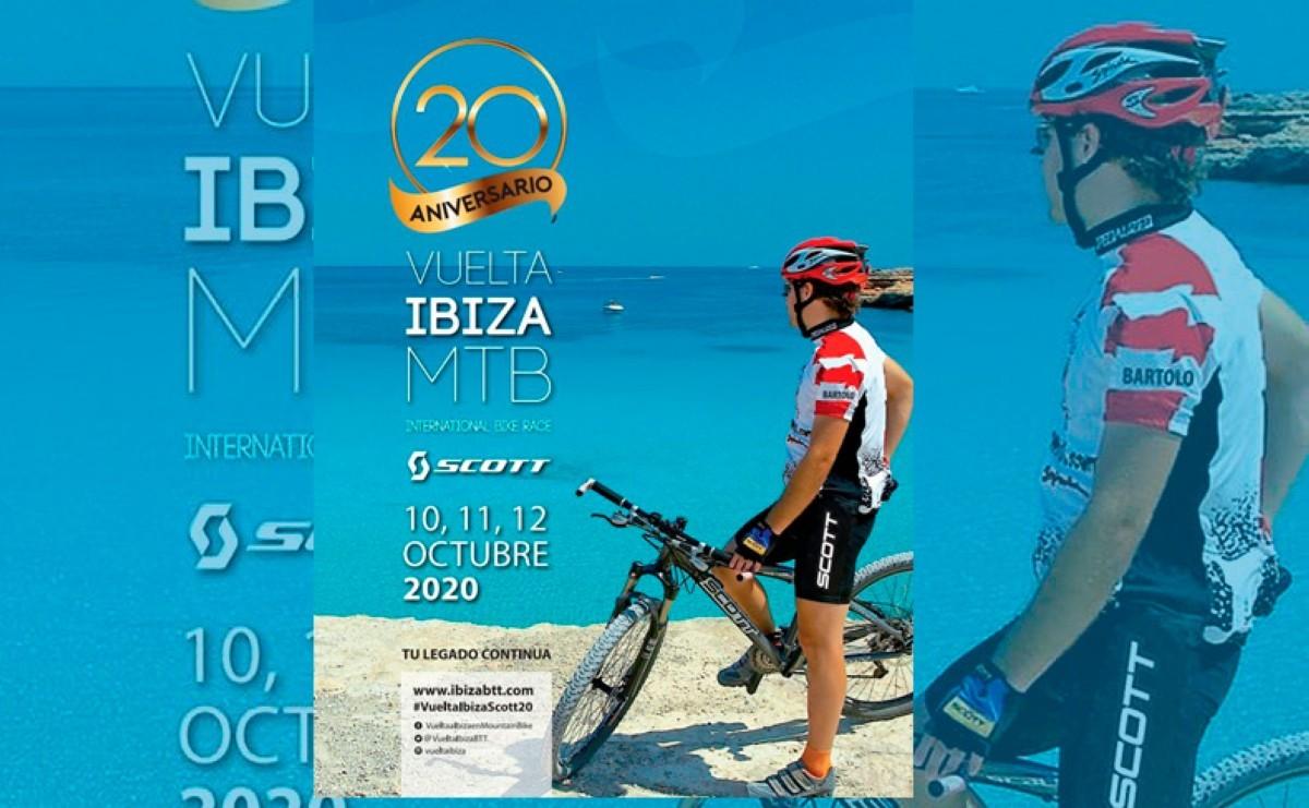 Coronavirus: La Vuelta a Ibiza BTT se traslada al mes de Octubre