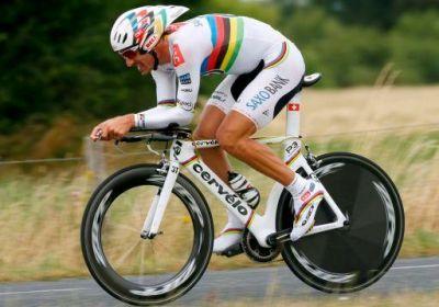 Fabian Cancellara Campeón del Mundo contrarreloj
