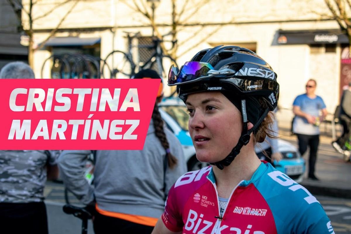 Cristina Martínez vuelve a Bizkaia-Durango