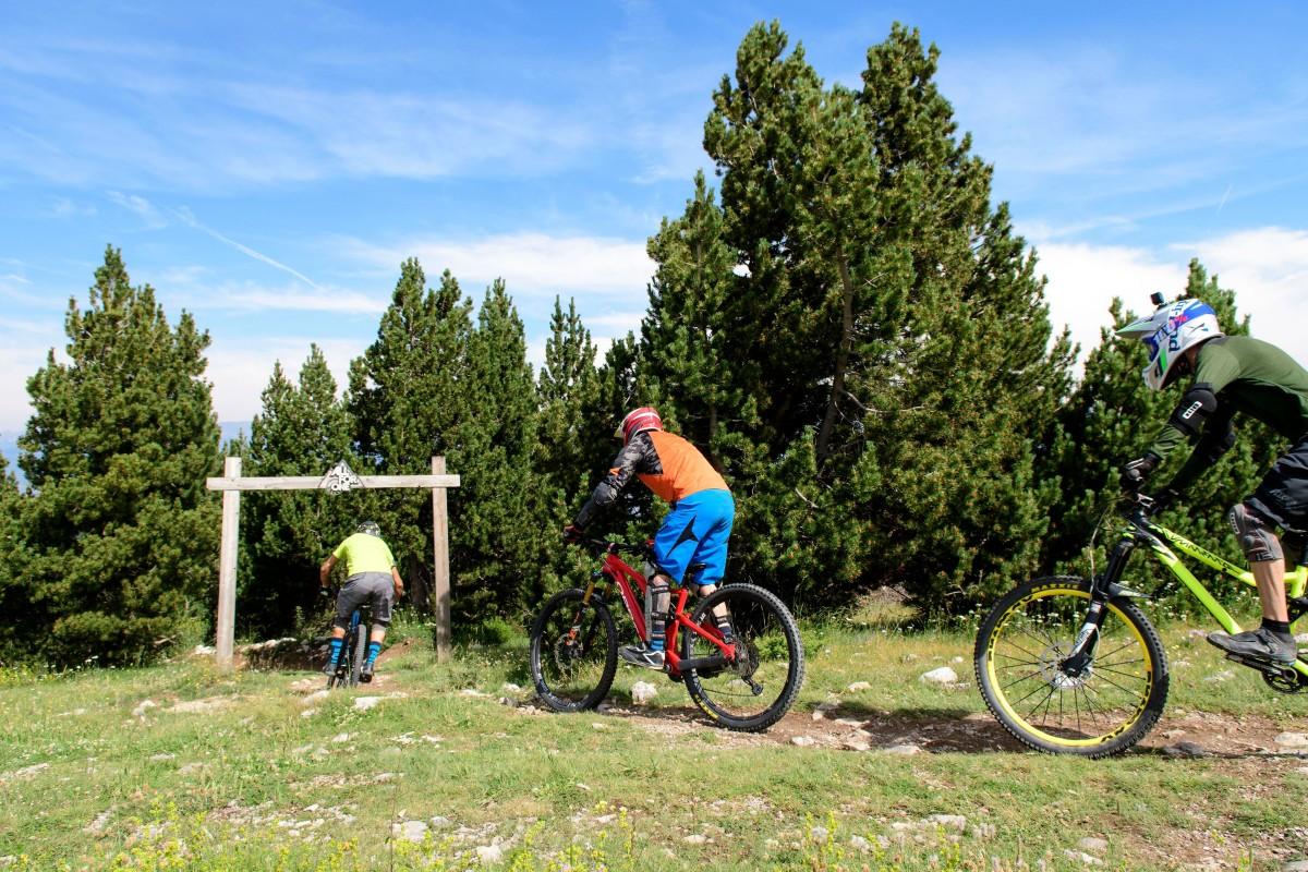 Cross Country La Molina: un reto para los amantes del mountain bike