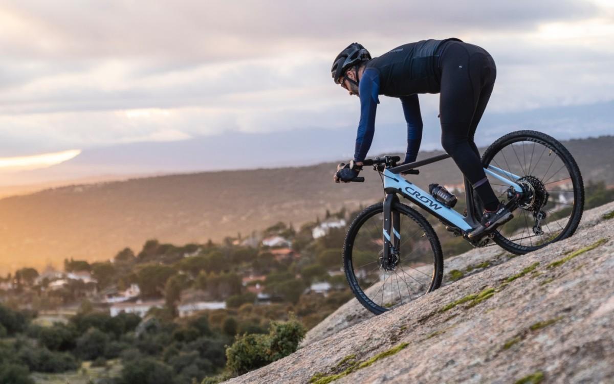 Crow Bicycles presenta su primera eGravel ultraligera