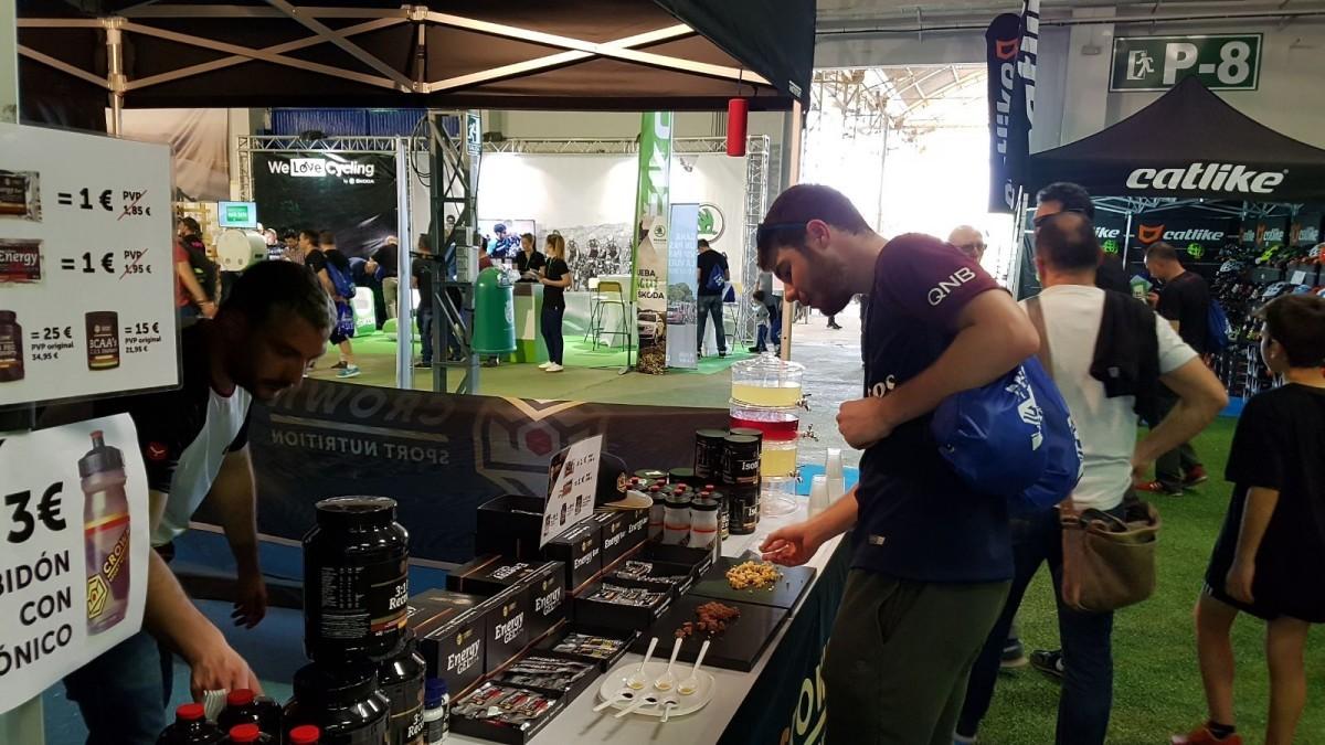 Crown Sport Nutrition te aporta energía en el Half Tri de Pamplona este fin de semana