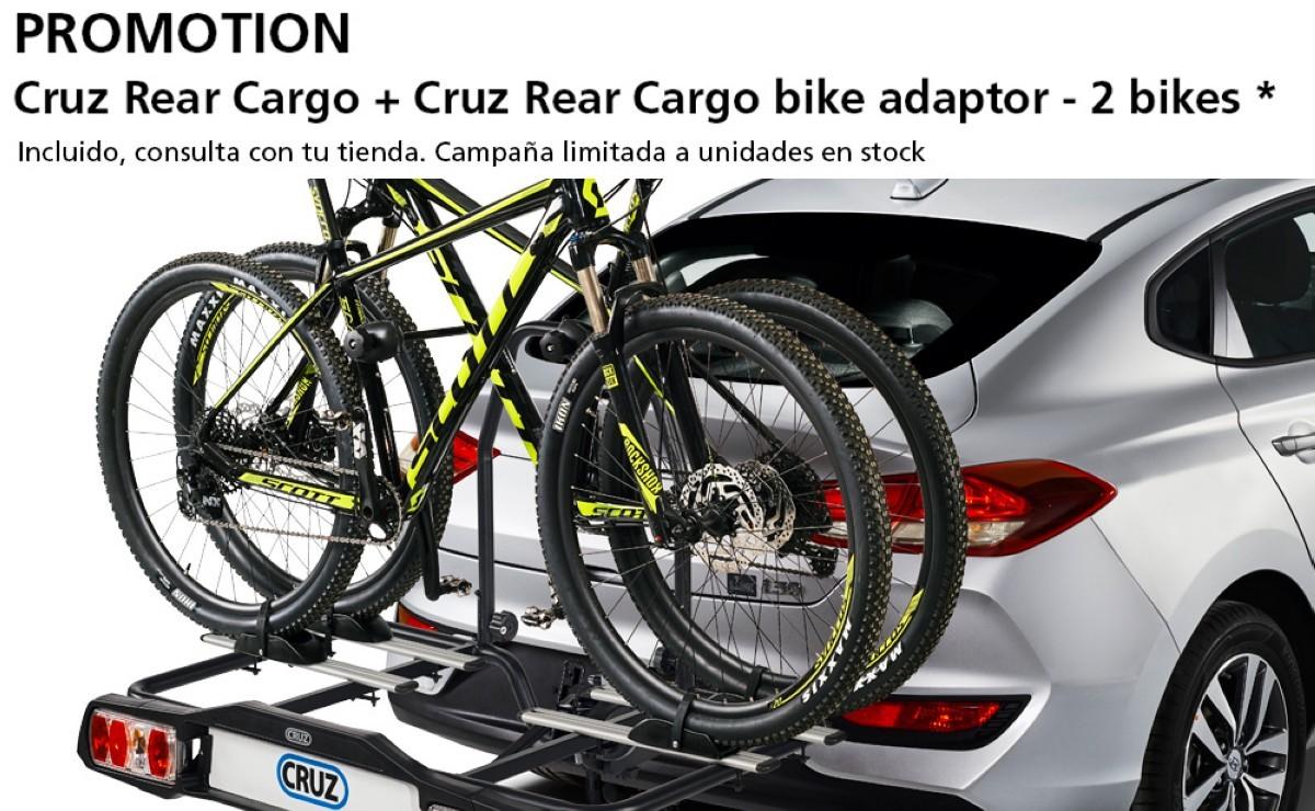Cruz lanza una promoción muy especial para bikers