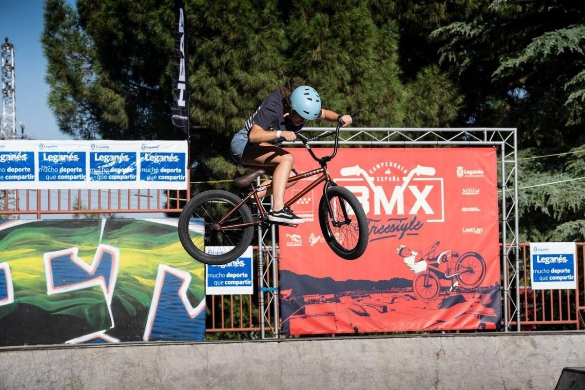 Cullera celebra este domingo el Campeonato de España de BMX Freestyle