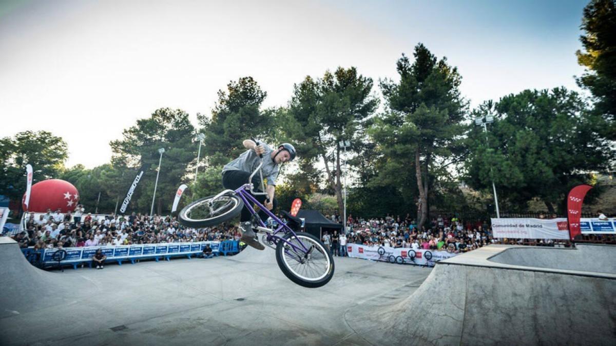 Cullera sede del Campeonato de España de BMX Freestyle 2019