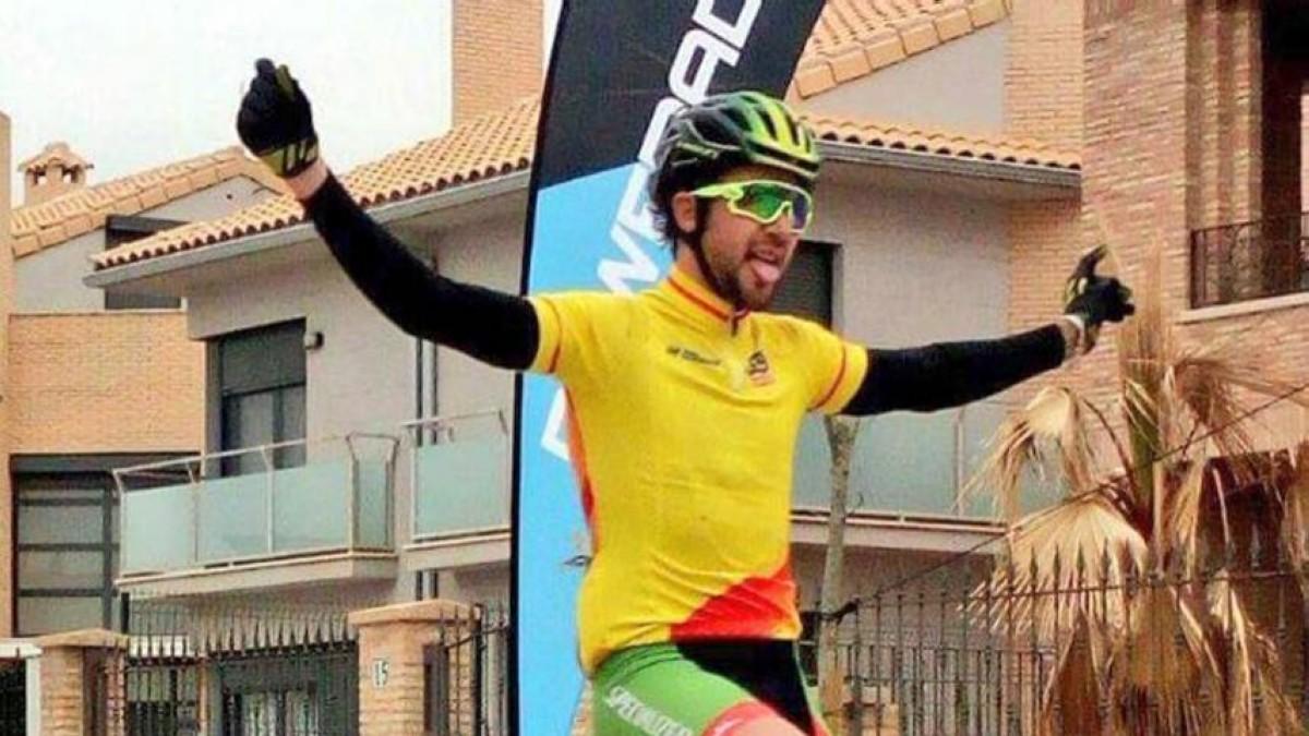 Daniel Carreño y Ramona Gabriel, vencedores de la Jamón Bike by Airesano