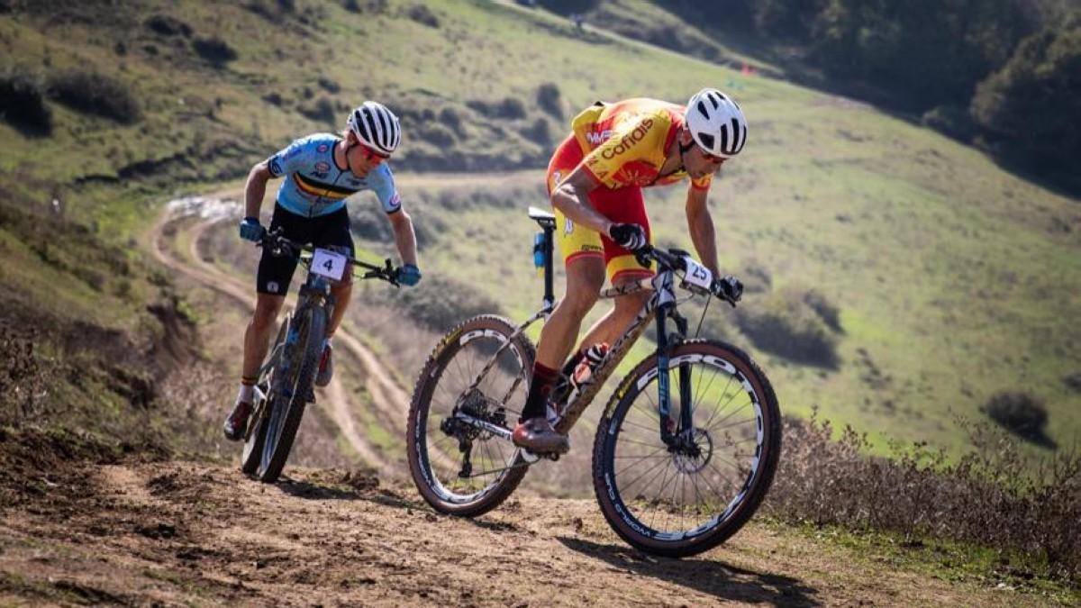 David Valero se mete en el Top 5 del Campeonato del Mundo de MTB Maratón