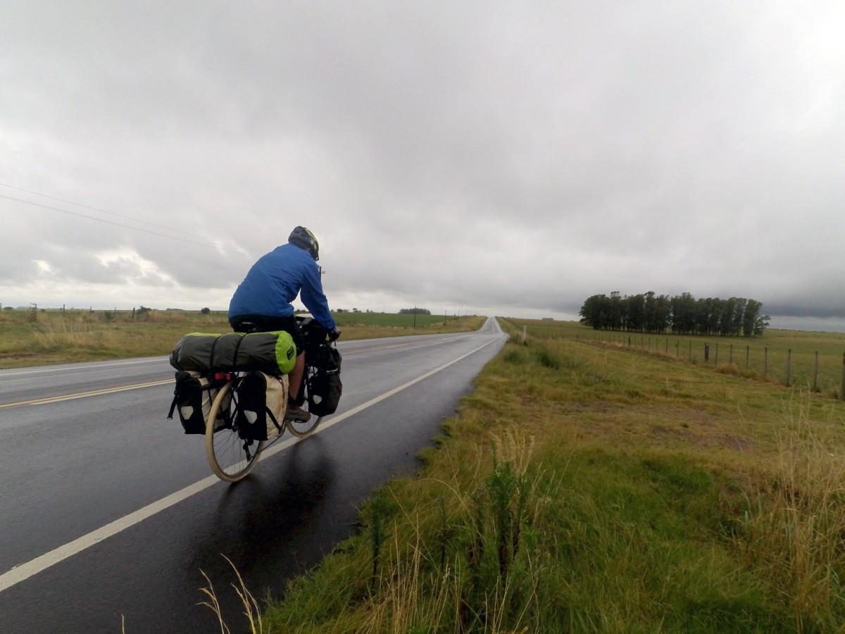 De viaje con los neumáticos Tannus, 8000 km con un par de cubiertas