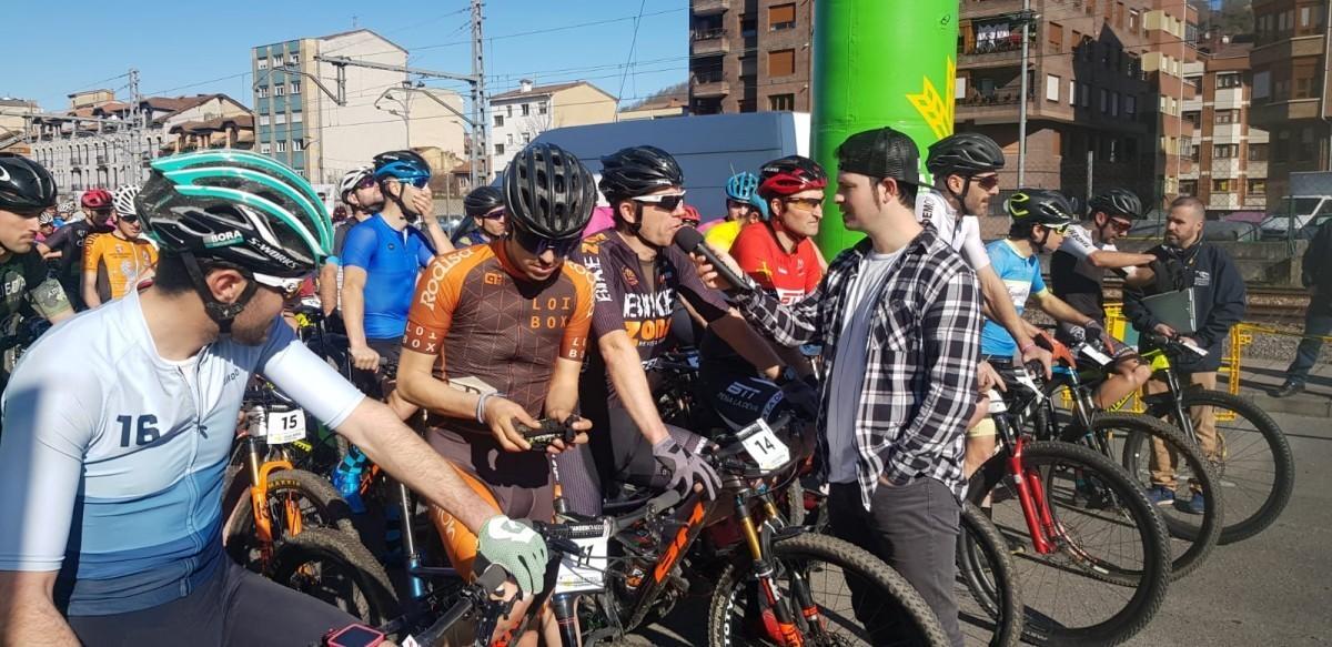 Díez Arriola alcanza el podio en Sama de Langreo