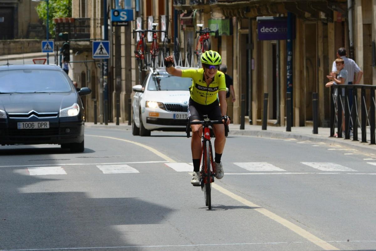 Dos victorias para el Sopela Team con Mireia Martín y Mireia Trias