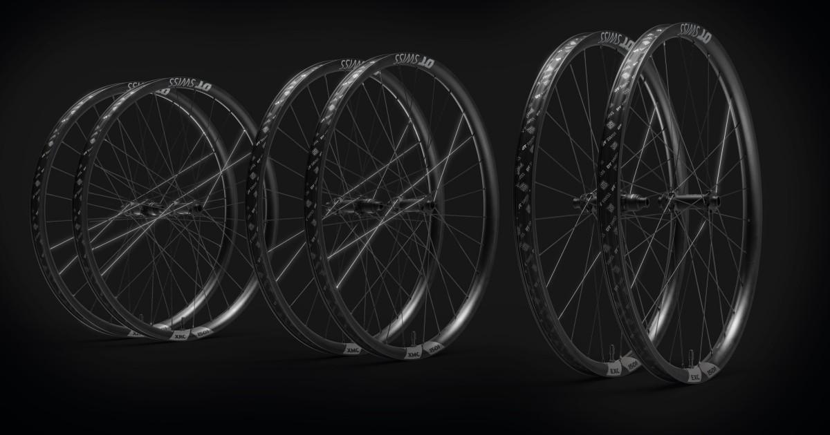 DT Swiss saca la 3ª generación de las  ruedas 1501 Spline One