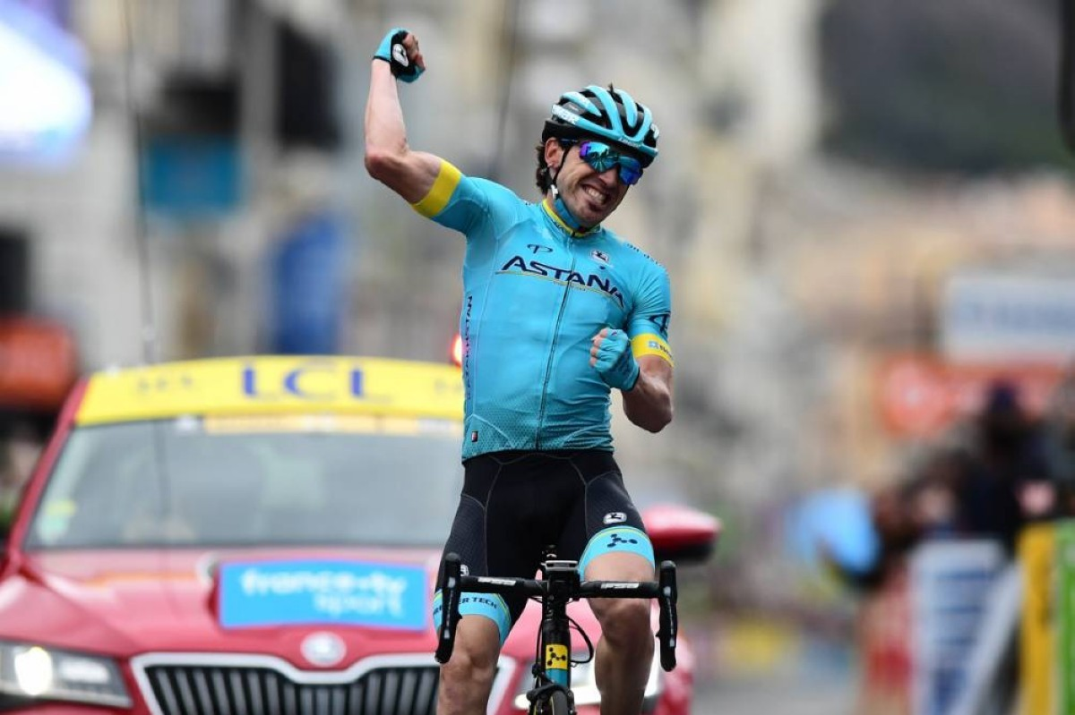 Egan Bernal se convierte en el ganador más joven de la París-Niza