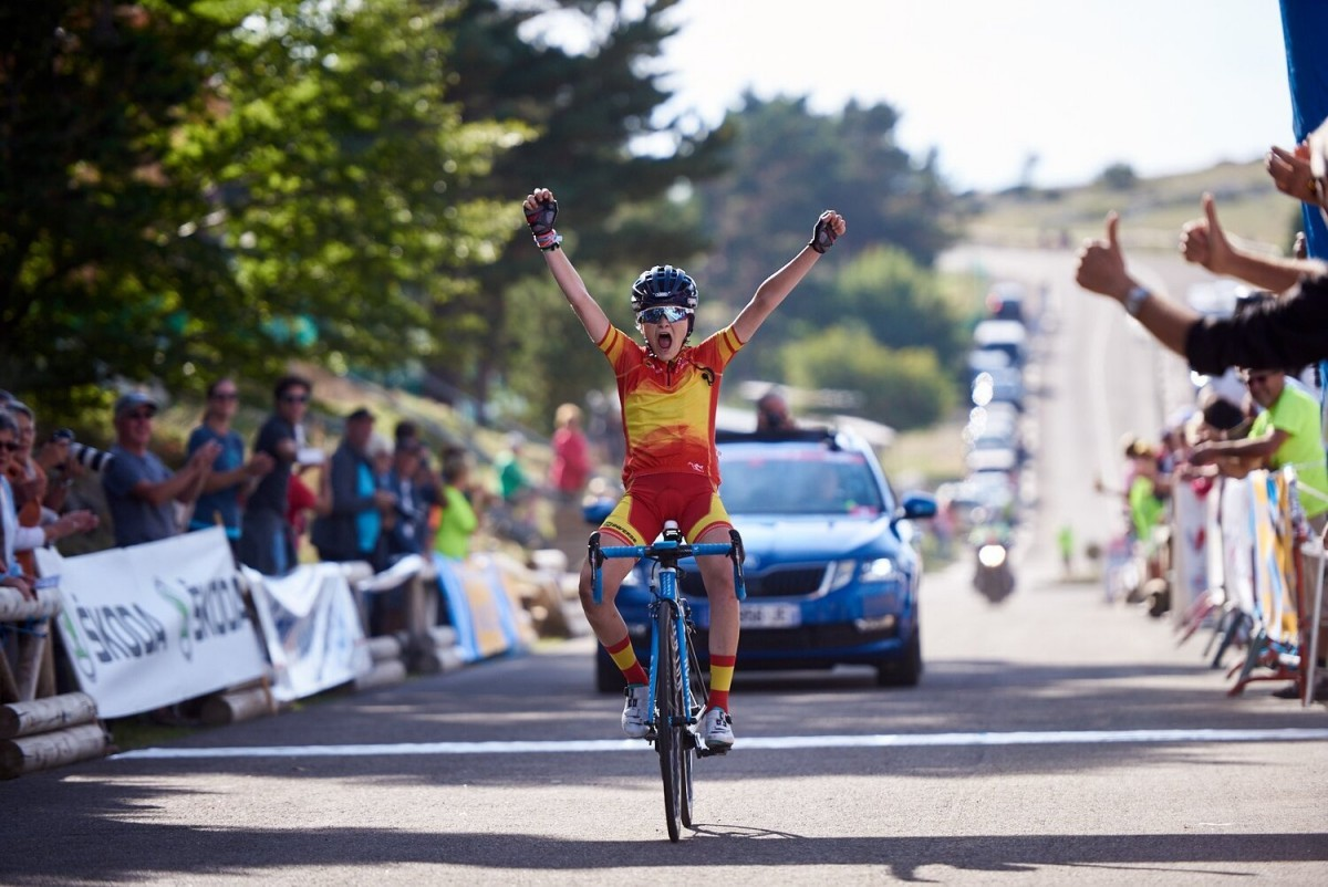 Eider Merino nueva corredora del Drops-Le Col