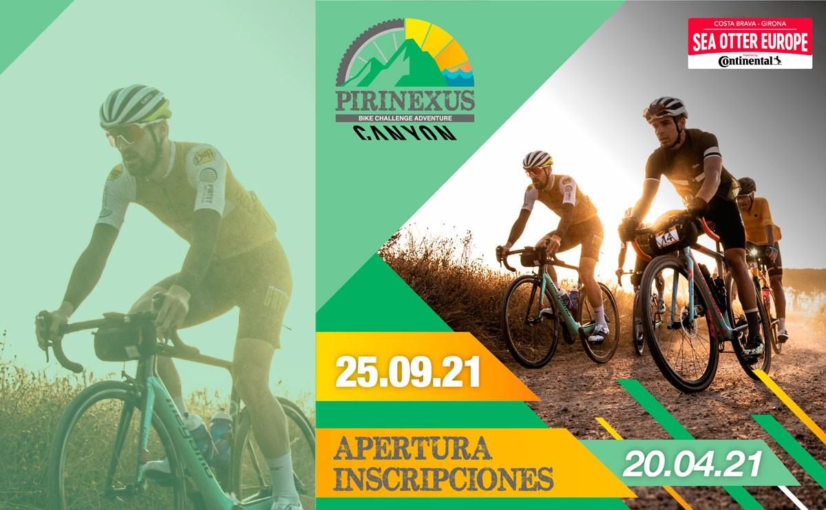 El 20 de abril se abren inscripciones para la Canyon Pirinexus Challenge