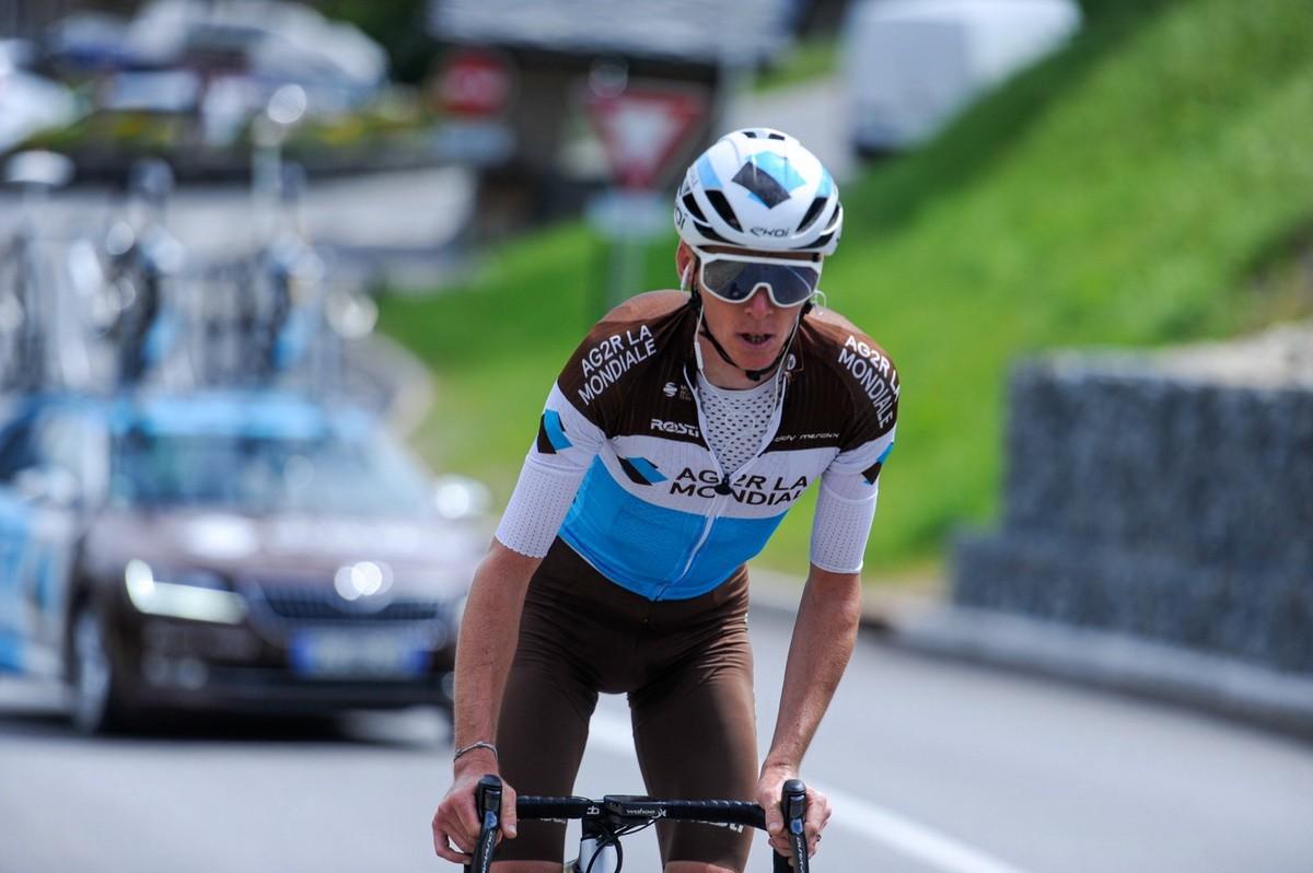 El AG2R La Mondiale sigue confiando en Bolle para el próximo Tour de Francia