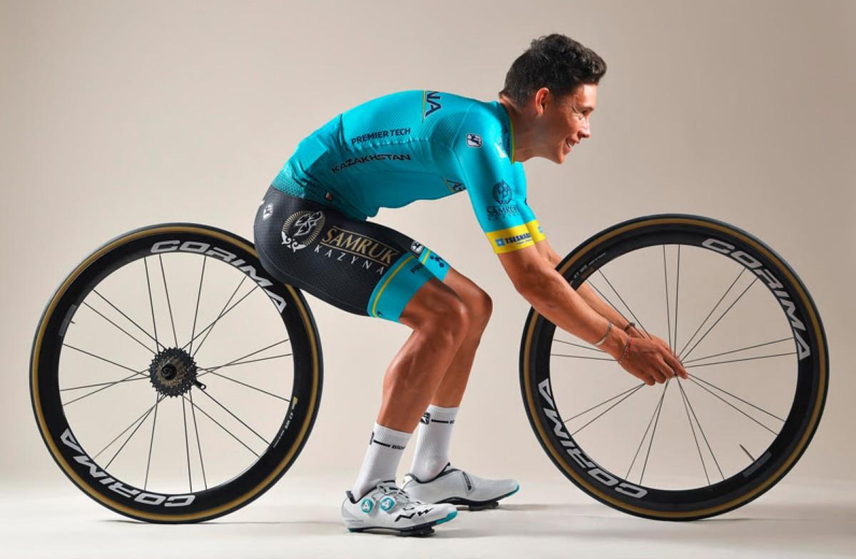 El Astana Team se calza las Northwave Extreme Pro esta temporada