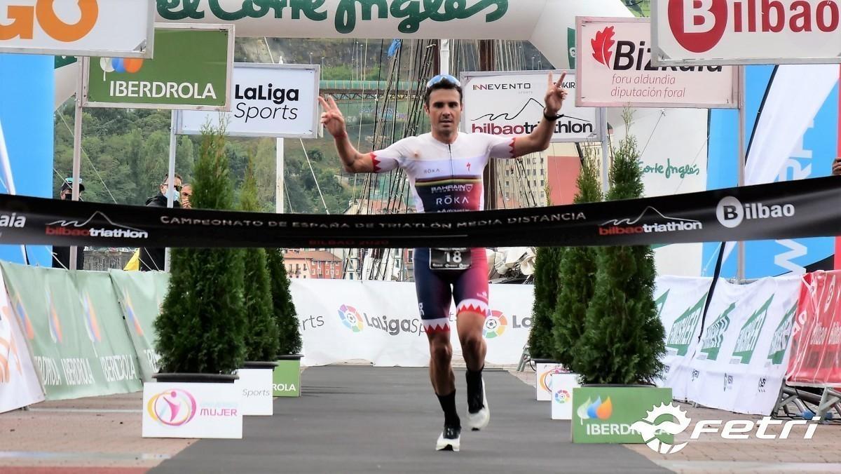El Bilbao Triatlón alcanza su décima edición este sábado 18 de septiembre