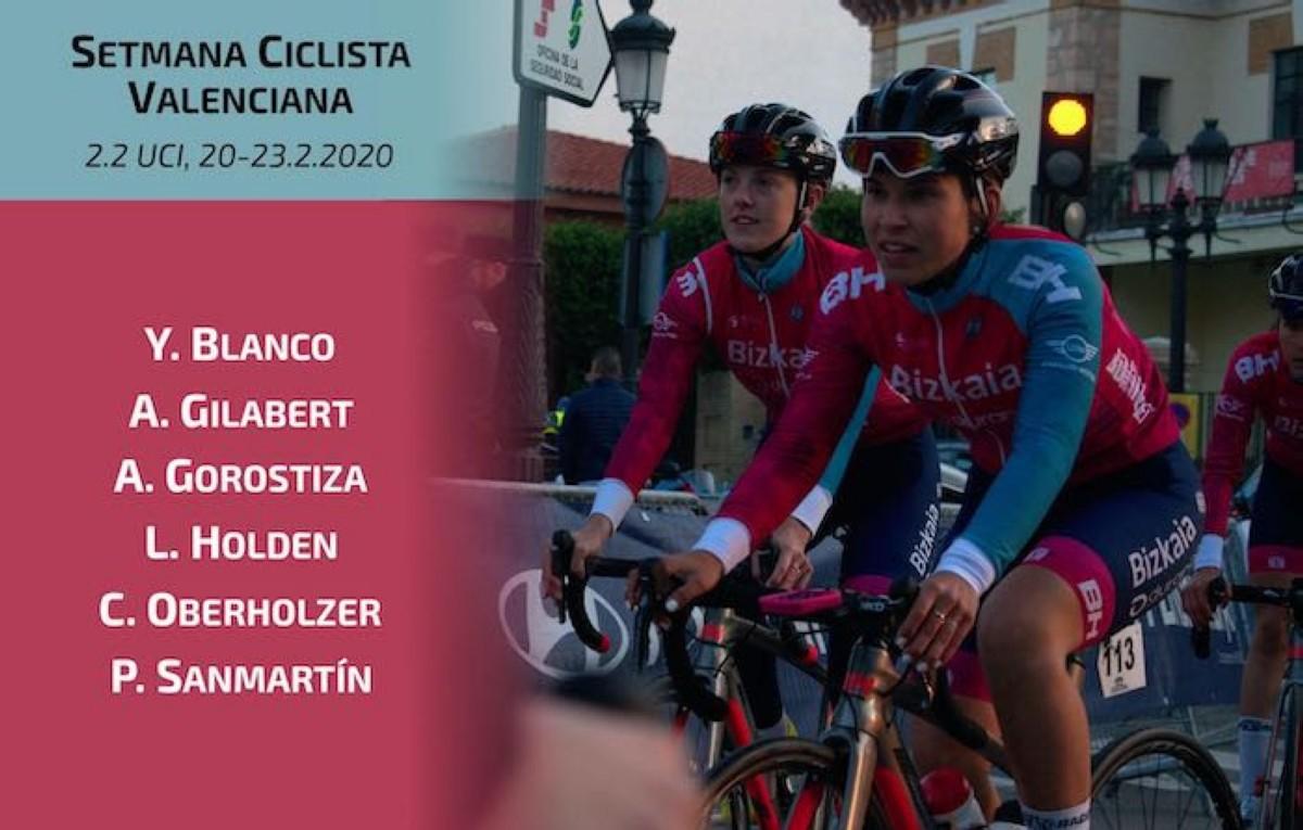 El Bizkaia-Durango a por la Setmana Ciclista Valenciana