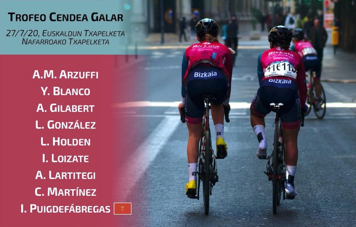 El Bizkaia-Durango con un potente equipo para el Torneo Euskaldun de Galar