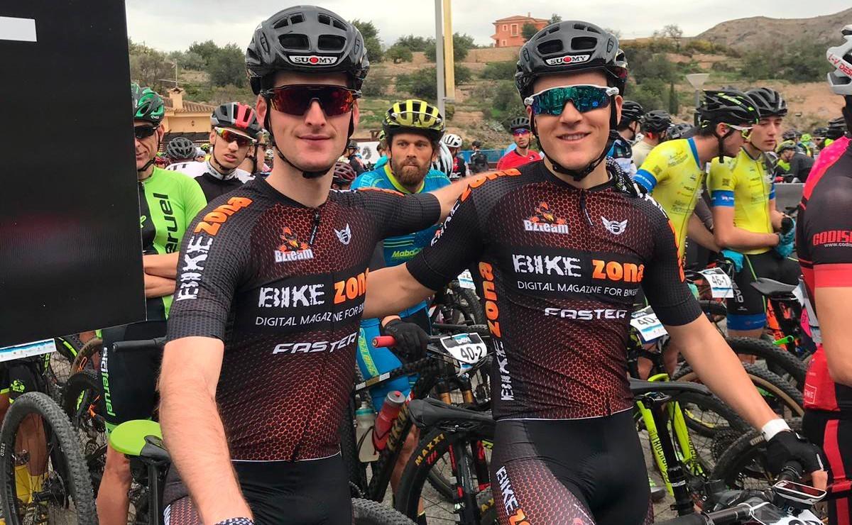 El BZTeam comienza con un Top30 en la Costa Blanca Bike Race