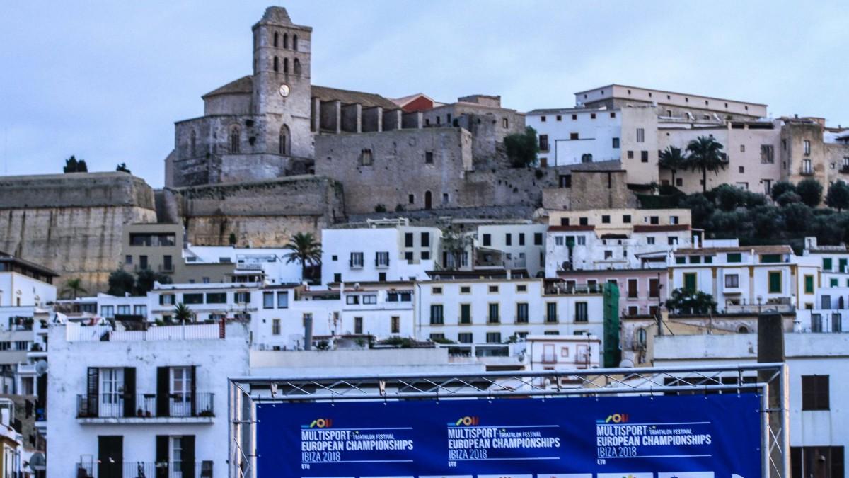 El Campeonato del Mundo Multideporte de Ibiza se traslada a 2023