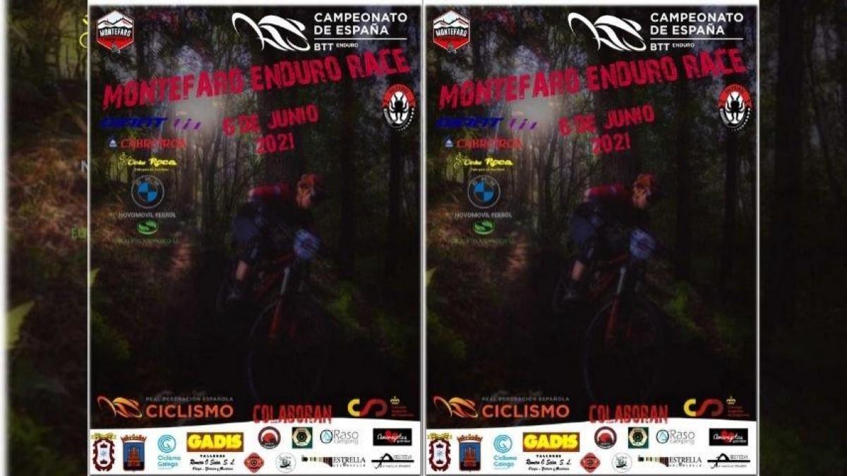 El Campeonato de España de Enduro 2021 se celebra este fin de semana en Montefaro