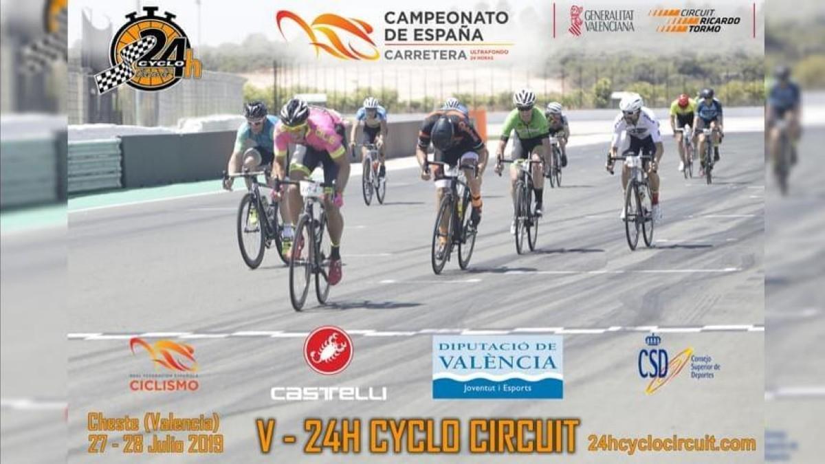 El Campeonato de España de Ultrafondo 24 horas abre inscripciones