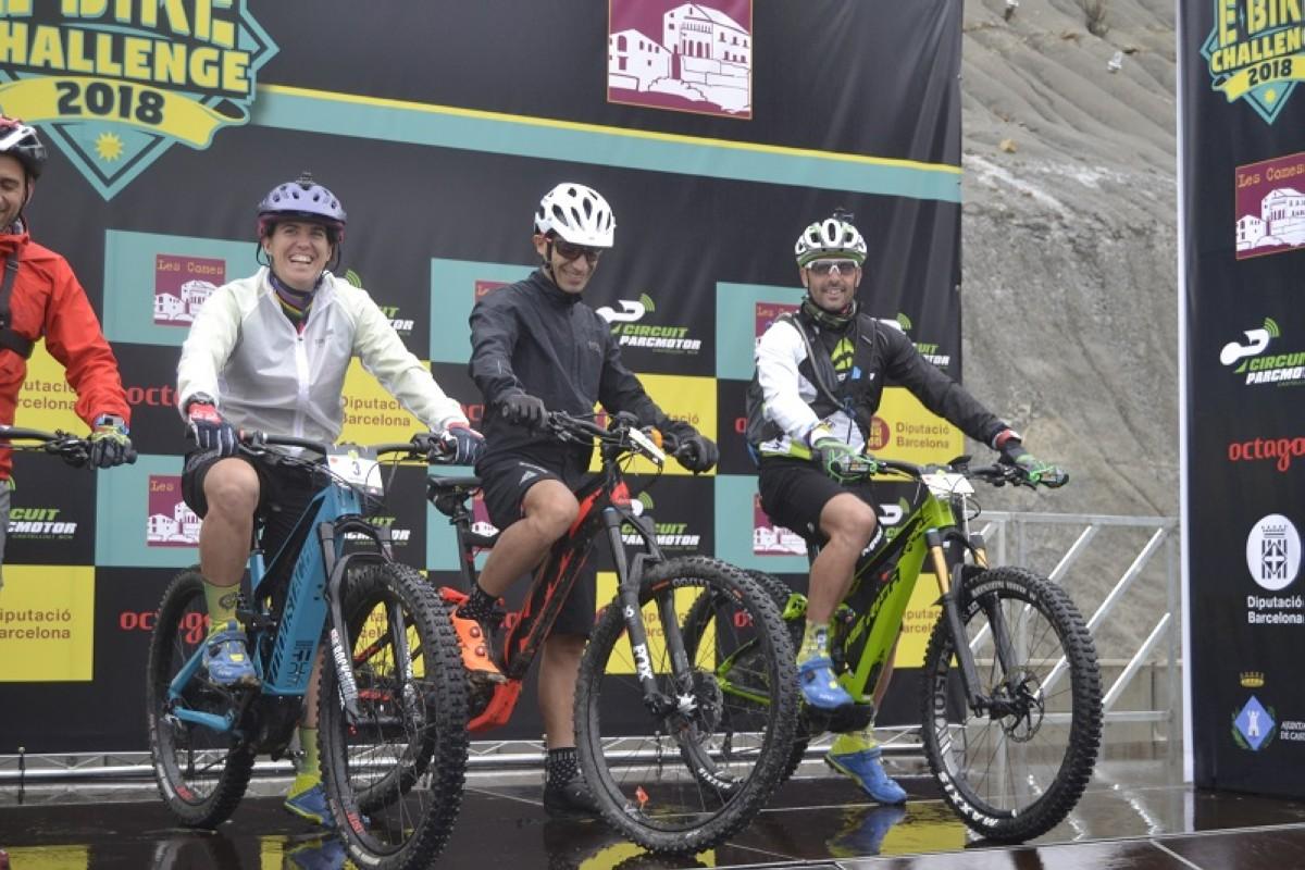 El Circuit Parcmotor Castellolí acoge el E-Bike Challenge