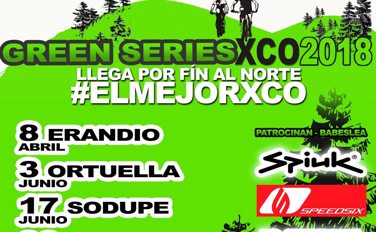 Circuito Xco Moralzarzal : El circuito green series xco arranca de abril