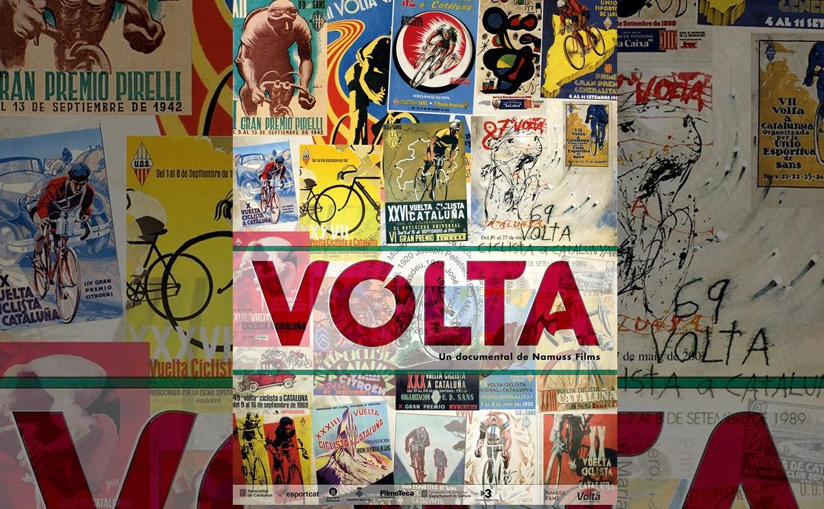 El documental sobre La Volta se estrena este jueves en el canal #Vamos de Movistar+