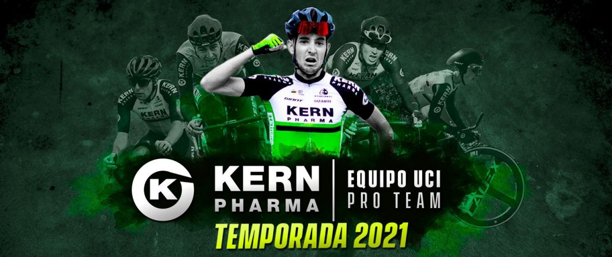 El Equipo Kern Pharma cierra con nota su primer año como ProTeam