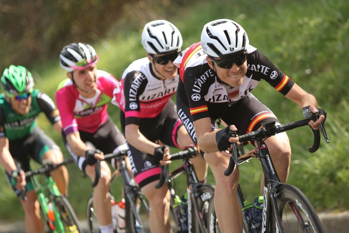 El Equipo Lizarte acude con todo a la Vuelta a Navarra