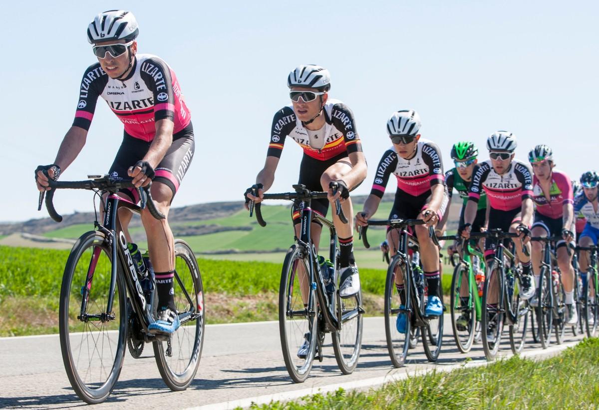 El Equipo Lizarte buscará una victoria en el Giro de Italia U23