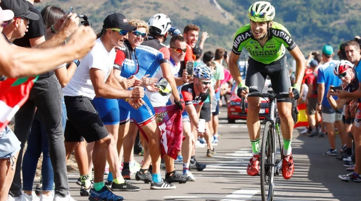 El Euskadi-Murias se preinscribe en el Tour de Francia 2019