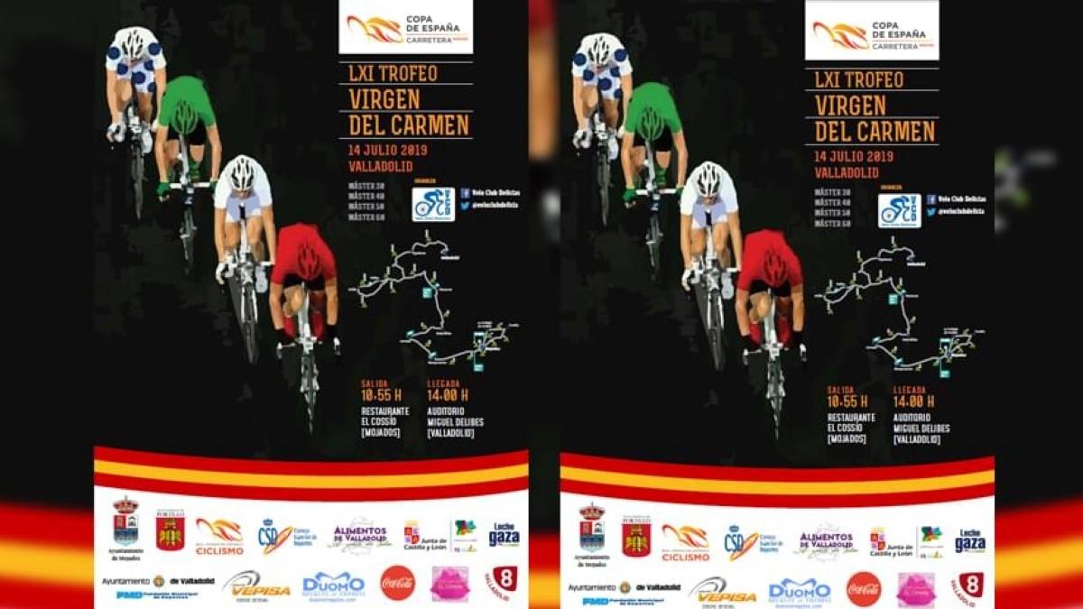 El LXI Trofeo Virgen del Carmen erigirá a los nuevos campeones de la Copa de España Máster 2019