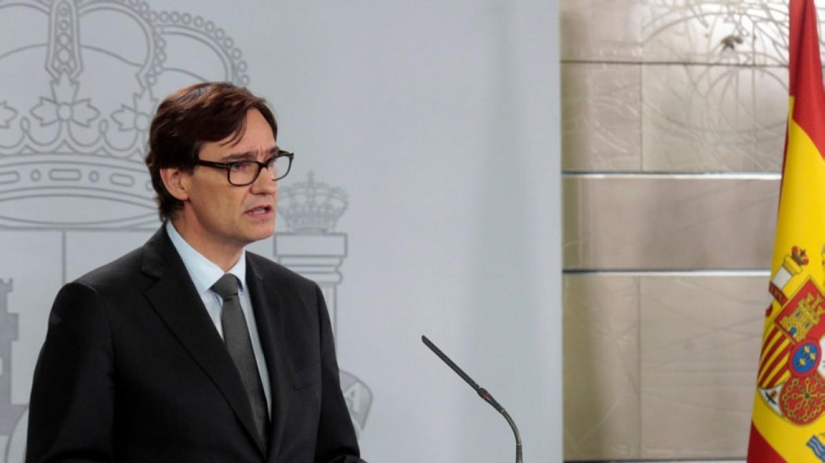 El ministro de Sanidad Salvador Illa nombra a las bicicletas y las recomienda para acudir al trabajo