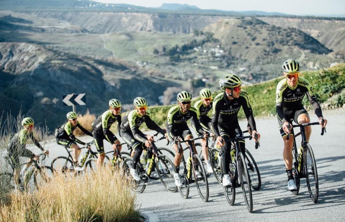 El Mitchelton-SCOTT decide sus corredores para Giro de Italia  y Tour de Francia