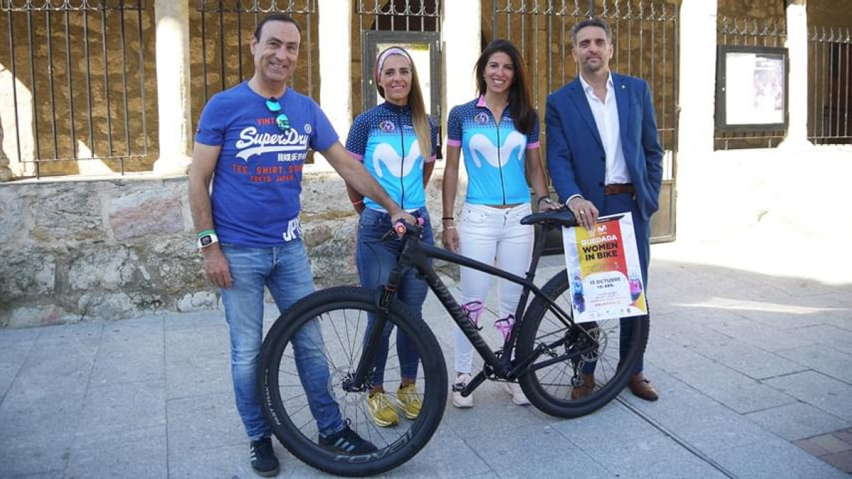 El movimiento Women In Bike llega este domingo en Salamanca