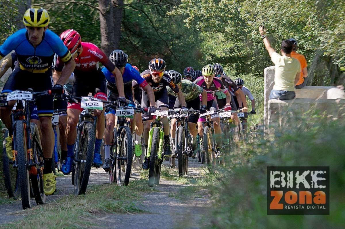 El MTB volvió a Bizkaia con la disputa de la primera prueba de las Green Series XCO