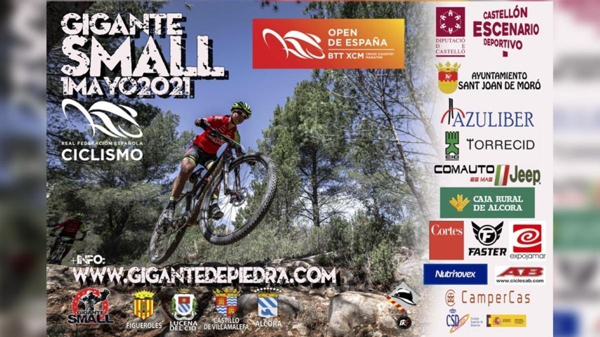 El Open de España de XCM 2021 continúa en la Gigante Small este sábado