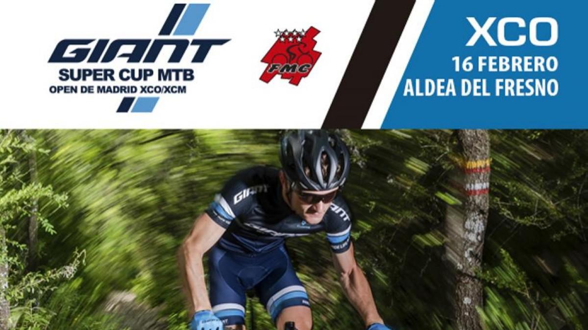 El Open de Madrid de MTB XCO comienza este domingo en Aldea del Fresno