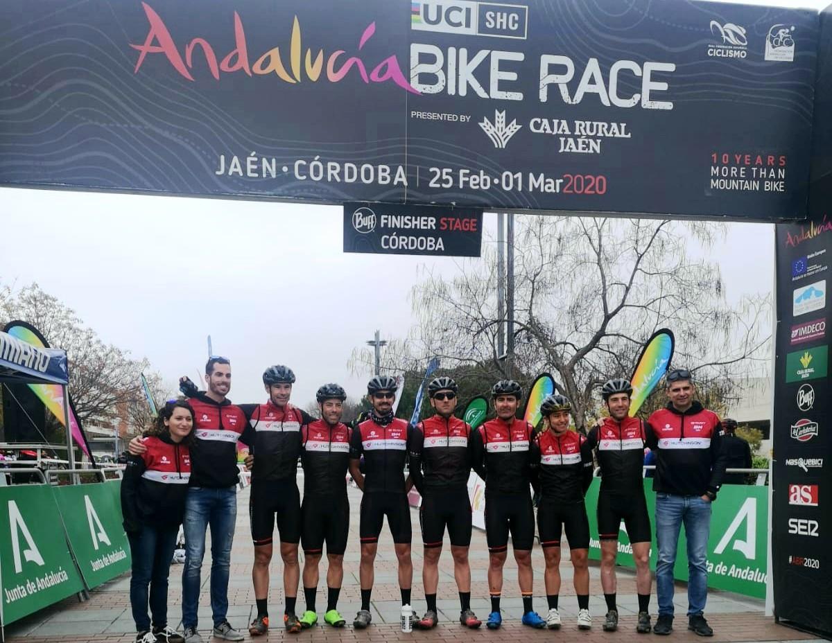 El origen de las Vueltas por Etapas. Crónica Andalucía BikeRace
