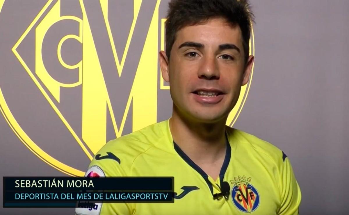 El pistard Sebastián Mora premio a mejor Deportista del Mes de octubre 2019