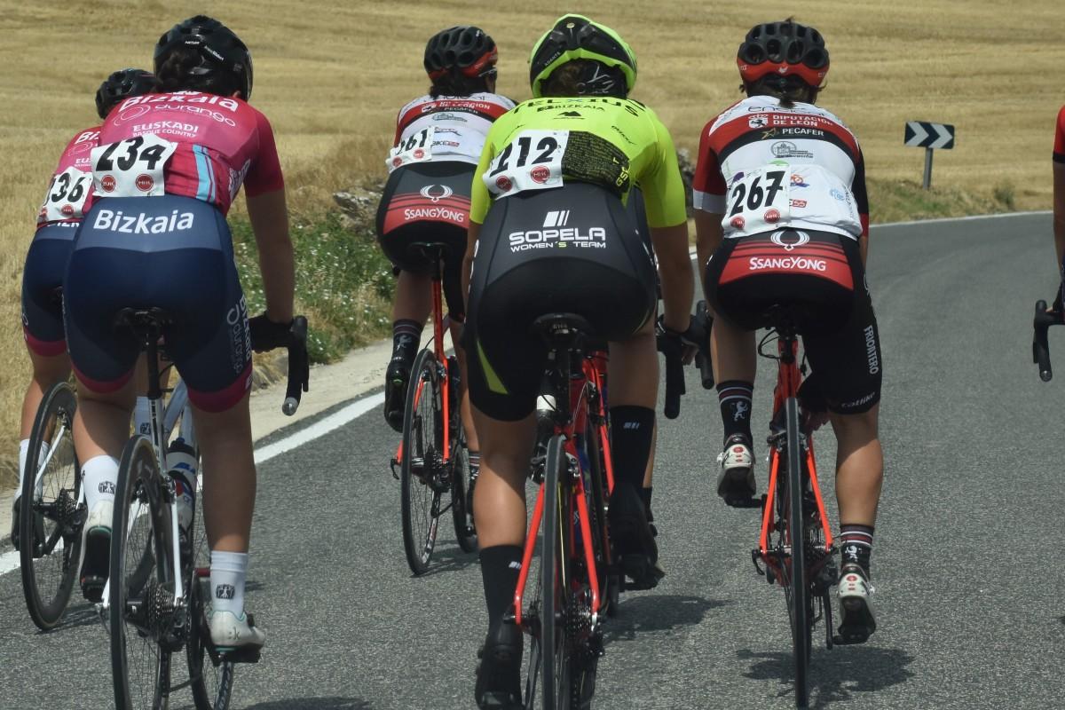 El Sopela Women Team debuta en Navarra desde el martes 30
