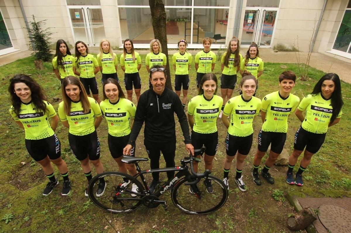 El Sopela Women Team finaliza su concentración de arranque de temporada