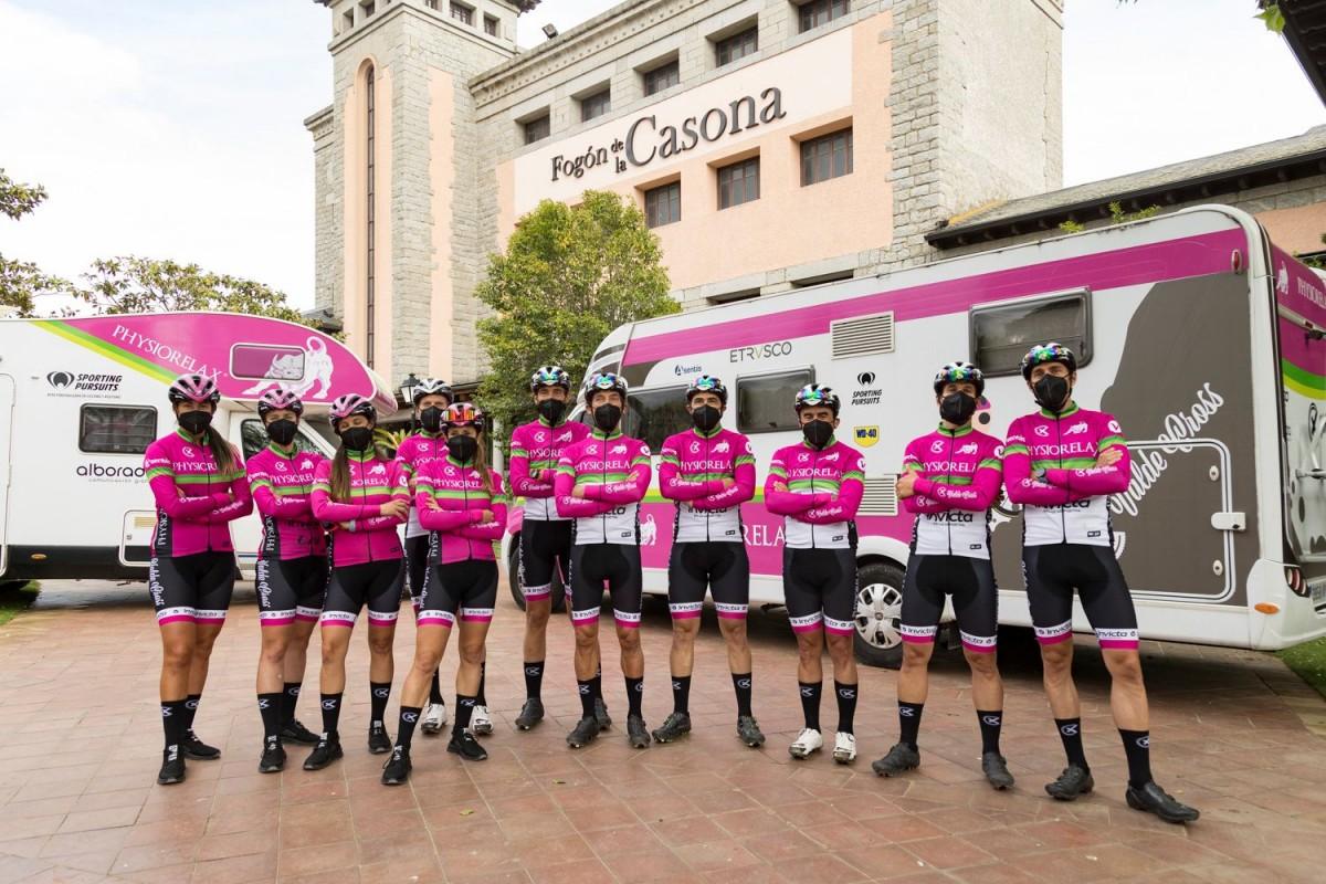 El Team Physiorelax Valdecross Team se refuerza con una nueva sección femenina