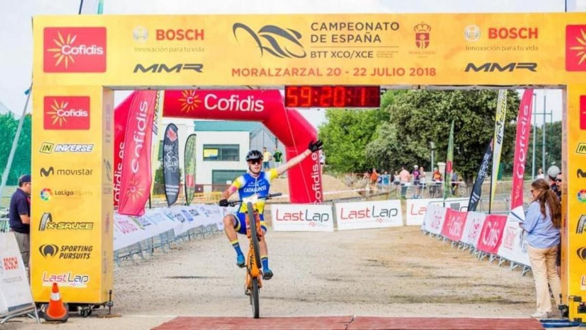 Noticias Campeonatos España XCO Arguedas 2019